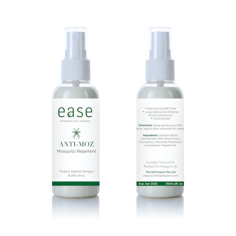 ease anti-moz mosquito repellent spray