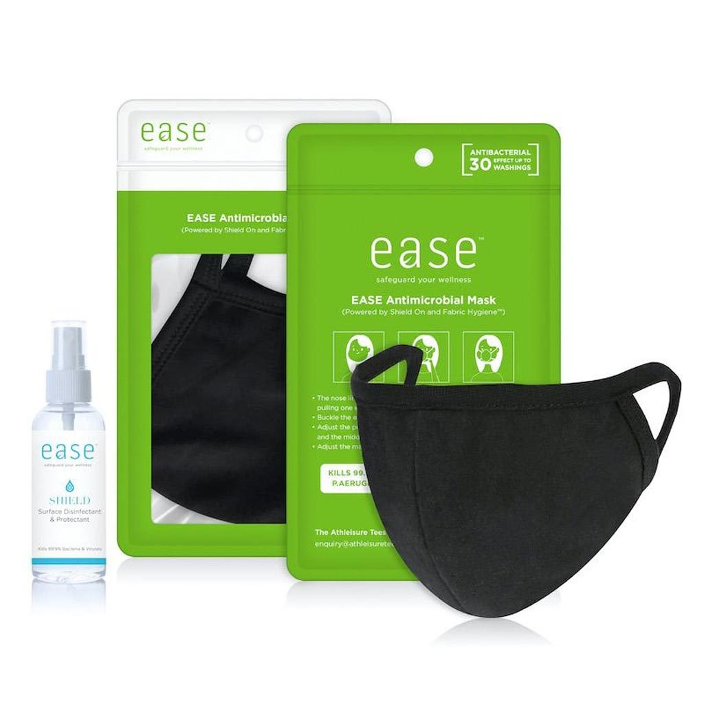 ease antimicrobial mask pack